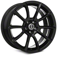 Shelby Super Snake Style Black Wheel - 20x10 (2015 All) - Shelby 101408G15