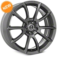 Shelby Alcoa Style Charcoal Wheel - 19x8.5 (05-14 All) - Shelby 101409G05