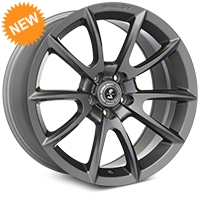 Shelby Alcoa Style Charcoal Wheel - 19x10 (05-14 All) - Shelby 101410G05