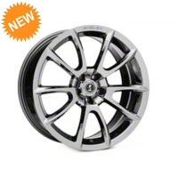Shelby Alcoa Style Chrome Wheel - 19x8.5 (05-14 All) - Shelby 101413G05