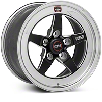 Weld Racing RT-S S71 Black Wheel - 15X9 (94-04 GT, V6) - Weld Racing 71MB-509A65A