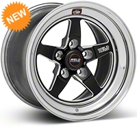 Weld Racing RT-S S71 Black Wheel - 15X10 (94-04 All) - Weld Racing 71MB-510A65A