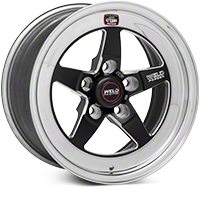 Weld Racing RT-S S71 Black Wheel - 15X8 (05-10 GT, V6) - Weld Racing 71MB-508A55A