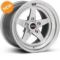 Weld Racing RT-S S71 Polished Wheel - 15X10 (94-04 All) - Weld Racing 71MP-510A65A
