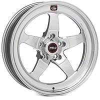 Weld Racing RT-S S71 Polished Wheel - 17X5 (11-14 Brembo GT; 12-13 BOSS; 07-12 GT500) - Weld Racing 71HP7050A22A
