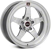 Weld Racing RT-S S71 Polished Wheel - 17X7 (11-14 Brembo GT; 12-13 BOSS; 07-12 GT500) - Weld Racing 71HP7070A42A