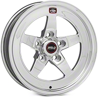 Weld Racing RT-S S71 Polished Wheel - 15X4 (05-10 GT, V6) - Weld Racing 71MP-504A15A