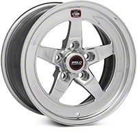 Weld Racing RT-S S71 Polished Wheel - 15X8 (05-10 GT, V6) - Weld Racing 71MP-508A55A