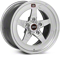 Weld Racing RT-S S71 Polished Wheel - 15X9 (05-10 V6; 05-14 GT; 07-12 GT500) - Weld Racing 71MP-509A65A