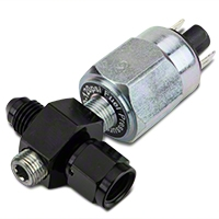 Nitrous Outlet Fuel Pressure Safety Switch - 4 AN (96-14 All) - Nitrous Outlet 00-60001-4