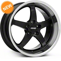 MMD Kage Black Wheel - 18X10 (94-04 All) - MMD 101491