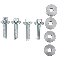 Ford Racing Fuel Rail Spacer Kit (07-12 GT500) - Ford Racing M-8510-M2L