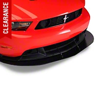 Ford Racing BOSS 302 Laguna Seca Front Splitter w/o Bracket (10-12 GT/CS) - Ford Racing M-16601P-MB