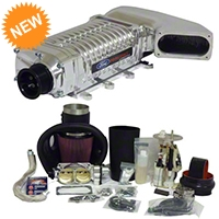 Ford Racing 725/750HP Supercharger Upgrade Kit - Polished (07-10 GT500) - Ford Racing M-6066-MSVT29PC