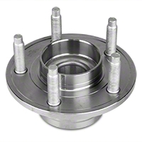 Replacement Front Wheel Bearing & Hub Assembly - Non-ABS (05-09) - AM Drivetrain H513222