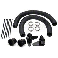 JLT Brake Cooling Kit - Black Bezels (13-14 GT, V6) - JLT JLTBCK-FM13-B