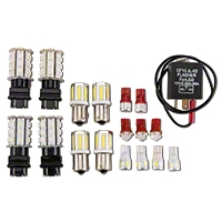 Exterior LED Conversion Upgrade Kit (Late 87-88 All) - AM Lights SD-8788-FOX-EXT