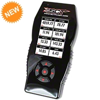 SCT SF4 Power Flash Tuner (96-14 All) - SCT 7015