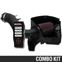 Airaid CAI and BAMA X4 Tuner (11-14 V6) - Bama KIT||101200||38052||Tune1||52106