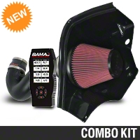 Airaid CAI and BAMA X4 Tuner (05-09 V6) - Bama KIT||101200||38052||Tune1||52101