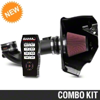 Airaid Race CAI and BAMA X4 Tuner (05-09 GT) - Bama KIT||101200||38052||Tune1||52109