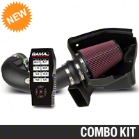 Airaid Race CAI and BAMA X4 Tuner (11-14 GT) - Bama KIT||101200||38052||Tune1||52220
