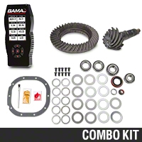 Ford Racing 4.10 Gears and BAMA X4 Tuner (99-04 V8) - Bama KIT||101200||38052||Tune1||21201