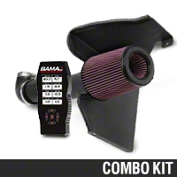 JLT Next Generation CAI & BAMA X4 Tuner (10 V6) - Bama KIT||101200||38052||Tune1||62058