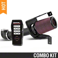 JLT Next Generation CAI and BAMA X4 Tuner (05-09 V6) - Bama KIT||101200||38052||Tune1||62046