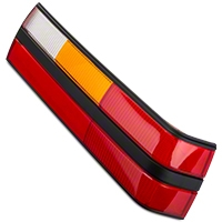 Replacement Tail Light Lens - RH (83-84 All) - AM Restoration e3zz-13450