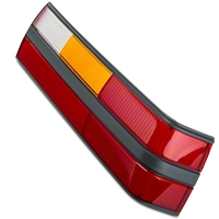 Replacement Tail Light Lens - RH (85-86 All) - AM Restoration e5zz-13450