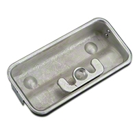 Stainless Steel Ashtray Insert - 5-speed Manual (83-86 All) - AM Restoration e3zz-6104788