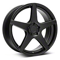 Niche GT5 Matte Black Wheel - 20x8.5 (2015 All) - Niche 101781G15