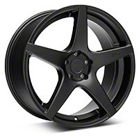 Niche GT5 Matte Black Wheel - 20x10.5 (05-14 All) - Niche m133200065+40