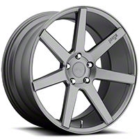Niche Verona Anthracite Wheel - 20x10 (2015 All) - Niche 101784G15