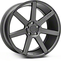 Niche Verona Anthracite Wheel - 20x10 (05-14 All) - Niche m149200065+40