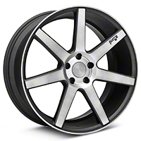 Niche Verona Double Dark Wheel - 20x9 (05-14 All) - Niche m150209065+35