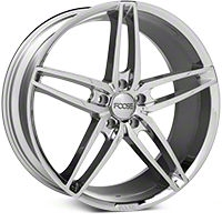 Foose Stallion Chrome Wheel - 20x8.5 (2015 All) - Foose 101787G15