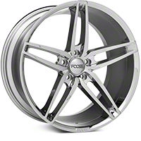 Foose Stallion Chrome Wheel - 20x10 (2015 All) - Foose 101788G15
