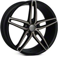 Foose Stallion Double Dark Wheel - 20x8.5 (2015 All) - Foose 101789G15
