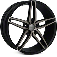 Foose Stallion Double Dark Wheel - 20x8.5 (05-14 All) - Foose f156208565+35