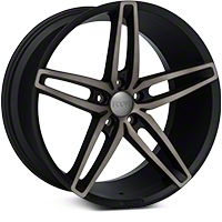 Foose Stallion Double Dark Wheel - 20x10 (05-14 All) - Foose f156200065+40