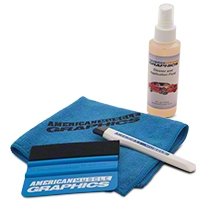 American Muscle Graphics Vinyl Installation Kit - Standard - American Muscle Graphics 101798