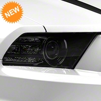 Smoked Headlight Tint Kit (10-14 All) - American Muscle Graphics 101812