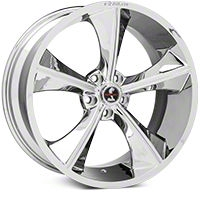 Shelby CS70 Chrome Wheel - 20x9 (2015 All) - Shelby 101828G15