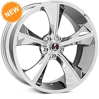 Shelby CS70 Chrome Wheel - 20x9 (05-14 All) - Shelby CS70-295430-C
