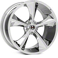 Shelby CS70 Chrome Wheel - 20x10 (05-14 All) - Shelby CS70-205445-C