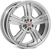Shelby CS69 Chrome Wheel - 20x9 (2015 All) - Shelby 101837G15