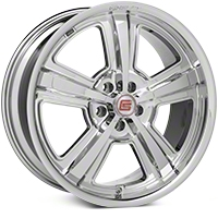 Shelby CS69 Chrome Wheel - 20x9 (05-14 All) - Shelby CS69-295430-C