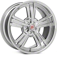 Shelby CS69 Chrome Wheel - 20x10 (05-14 All) - Shelby CS69-205445-C